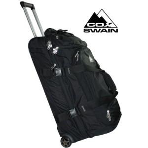Reisetasche mit Rollen - Cox Swain Reisetasche - Wheelie Professional 107 / 117 Liter Rollentasche