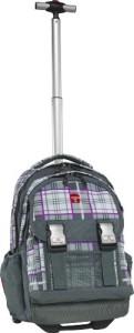 Schulranzen mit Rollen - Take It Easy Kilt Rucksack Trolley MADRID 469190