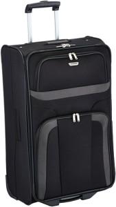 Koffer mit Rollen - Travelite Koffer Orlando, 73 cm, 80 Liter, Schwarz