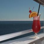 Reisetasche mit Rollen - Schiff Drink